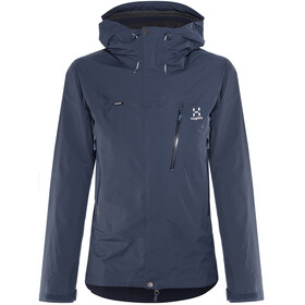 Haglöfs Astral III Jacket Women blue